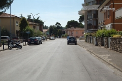 Via in centro di Ponte a Egola